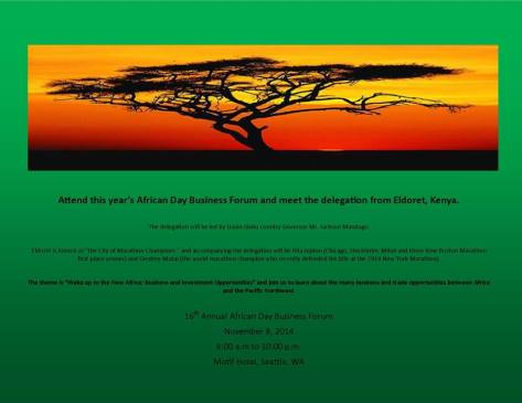 african day business forum