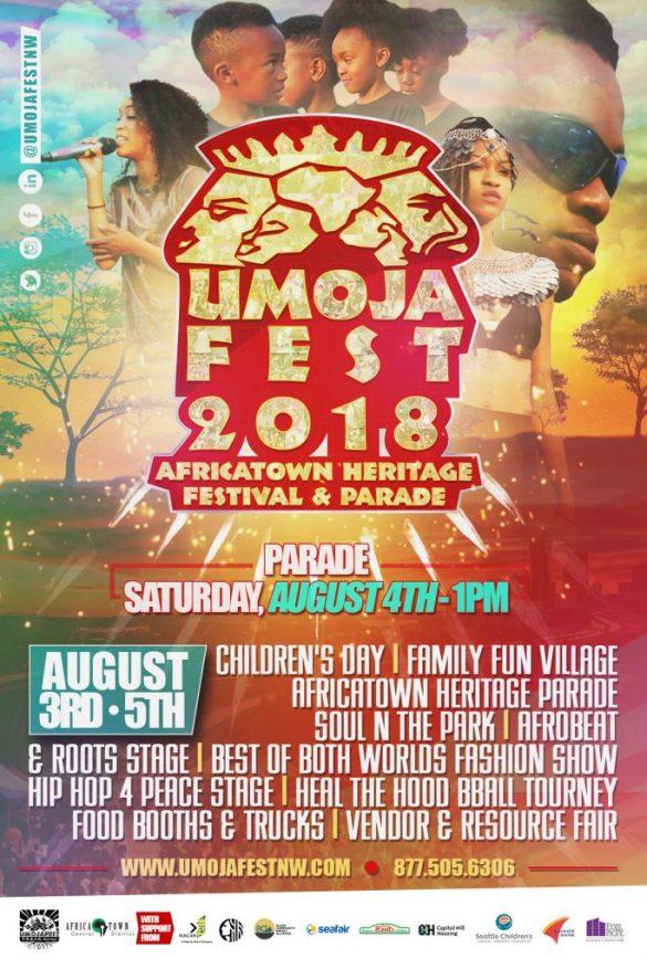 umojafest peace center – AfricaTown/CD